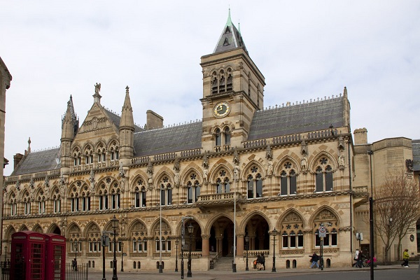 Attractions and Places to Visit in Northampton