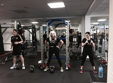 Dallington Fitness Club