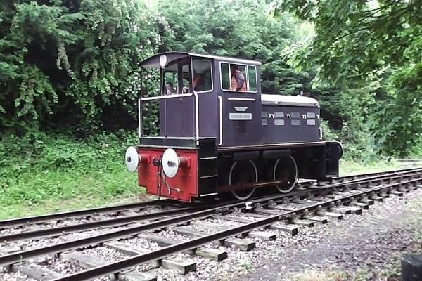Northamptonshire Ironstone Railway Trust