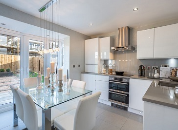 Barratt Homes Northampton